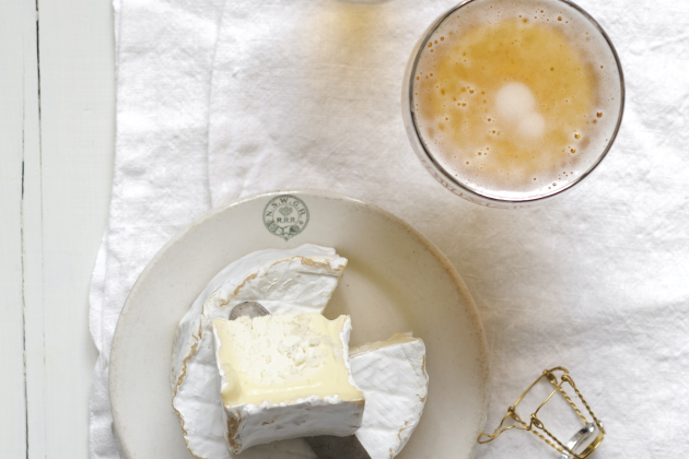 夏乌尔斯奶酪(Chaource)与北方金啤