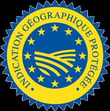 受保护地理标志(IGP)