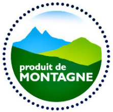 Montagne label