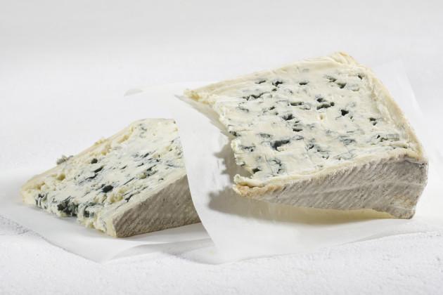 Блинчики с голубым сыром
