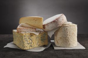 Sélection de fromages pour le mois de mars