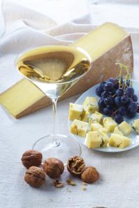 Comté et vieux Champagne millésimé