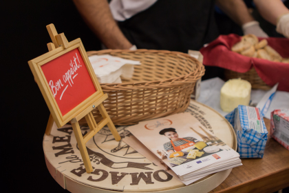 Pop-Up Store Queijos da Europa Volta ao RJ em Janeiro