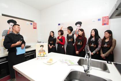 寻找中国奶酪女王——欧洲奶酪菜谱征集大赛 Betty's kitchen 贝太厨房