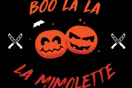 Boo La La Mimolette Pop-Up