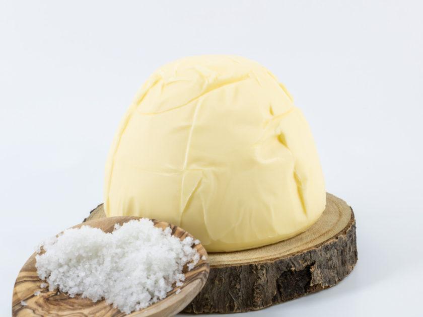 Beurre doux, demi-sel ou salé