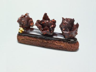 Éclair au chocolat du Pérou